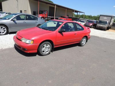 1998 Nissan 200SX Base (RED)