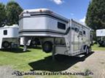 1995 Sundowner 2H Immaculate, Solid trailer Don't LET AGE SCARE 2 horses