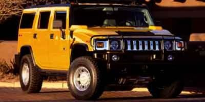 2004 HUMMER H2 Base (Victory Red)