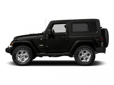 2015 Jeep Wrangler Sahara (Black Clearcoat)