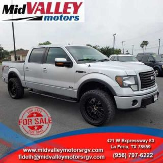 Used 2011 Ford F150 SuperCrew Cab for sale