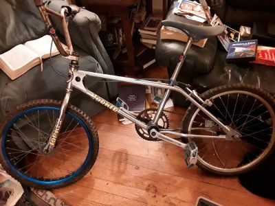 Torker BMX professional vintage bicycle