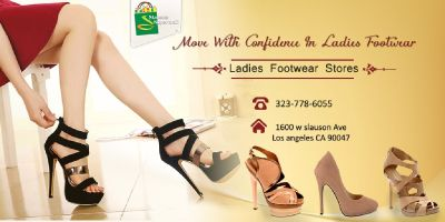 ladies footwear stores - Slauson Super Mall