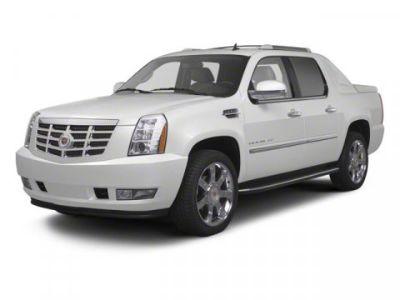 2010 Cadillac Escalade EXT Base (White Diamond Tricoat)