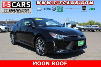 2016 Scion tC Base (Black)