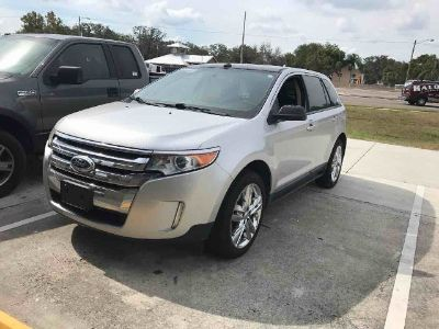 2012 Ford Edge SEL Sport Utility 4D
