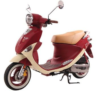 2018 Genuine Scooters Buddy 50 (Little Internationals) 250 - 500cc Scooters New Haven, CT