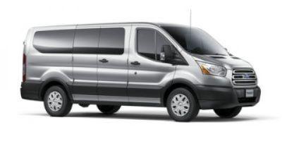 2018 Ford Transit Passenger Wagon XLT (Black)