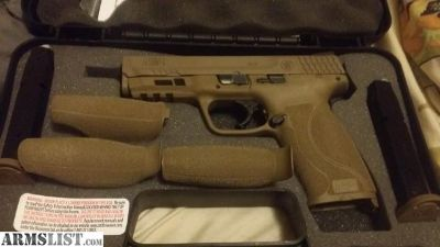 For Sale/Trade: New m&p 2.0 FDE