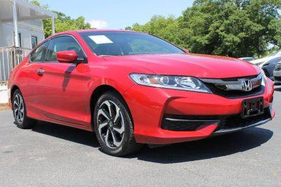 2017 Honda ACCORD LX-S Coupe (Crimson Red Pearl)