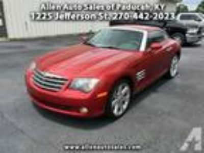 2004 Chrysler Crossfire Base 2dr Sports Coupe