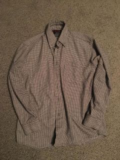 Flannel shirt size small $3