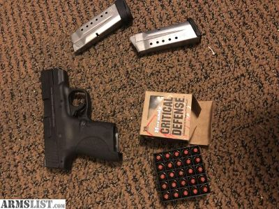 For Sale: M&P Shield 9mm