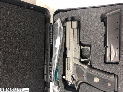For Sale/Trade: Sig P226 Legion SAO