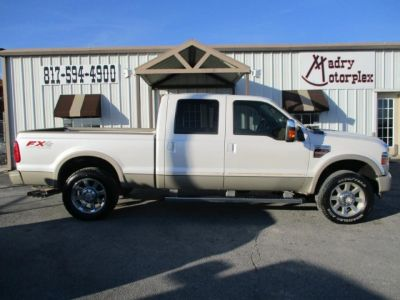 2010 FORD F250 KING RANCH 4X4 CREW CAB KING RANCH