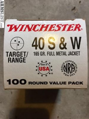For Sale/Trade: .40 Cal. Ammo