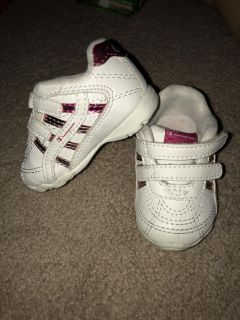 Size 2 sneakers