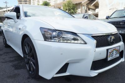 2013 Lexus GS 350 4dr Sdn RWD