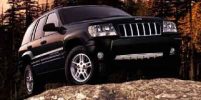 2004 Jeep Grand Cherokee Laredo (Gray)
