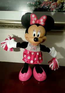 Fisher Price Cheering Minnie Mouse