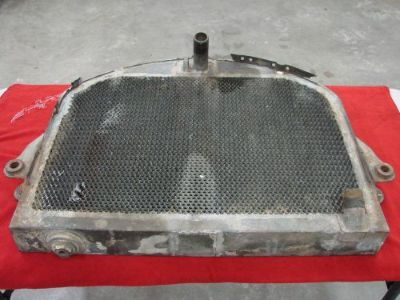 Buy Mack AB Truck Antique Honeycomb Radiator Grille circa 1910-1920 motorcycle in Lawton, Iowa, United States, for US $2,200.00