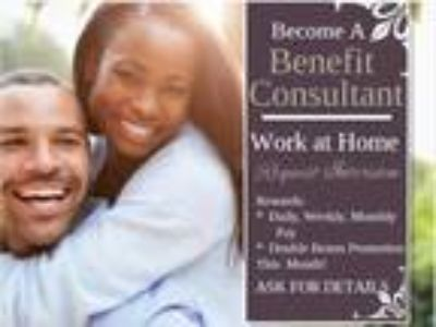 Work at Home/Daily pay with Benefits