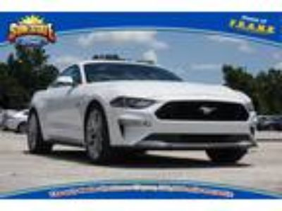 2018 Ford Mustang GT Premium 400A
