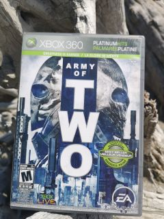 Army of Two Xbox 360 CIB Complete