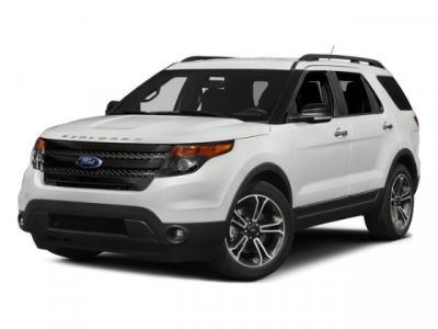 2015 Ford Explorer Sport (BLACK)