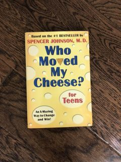 Who Moved My Cheese? for Teens book