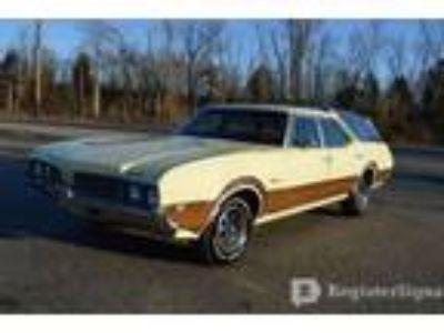 1969, Oldsmobile, Custom Cruiser
