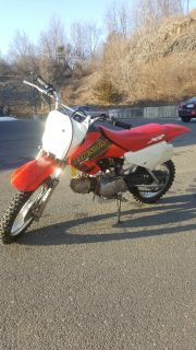2001 Honda XR70 Competition/Off Road Motorcycles Danbury, CT