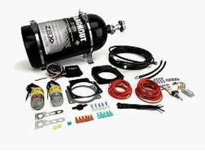 Buy ZEX Nitrous 82195 Blackout Nitrous Kit LS Perimeter Plate (Throttle By Wire) motorcycle in Mandeville, Louisiana, United States, for US $777.77