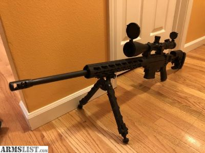 For Sale: Ruger precision rifle 6.5