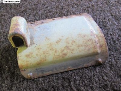 Original Early Bug Heater Vent Cover, Slide Cover