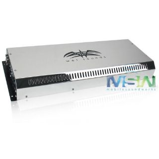 Purchase *NEW* WET SOUNDS SYN 6 FULL-RANGE 6-CHANNEL MARINE AUDIO BOAT AMPLIFIER AMP SYN6 motorcycle in Santa Ana, California, United States, for US $899.95
