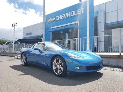 2009 Chevrolet Corvette Base (Jetstream Blue Metallic Tintcoat)