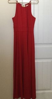 Michael Kors Halter top dress NWT