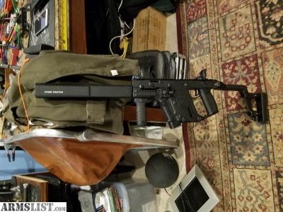 For Sale/Trade: Kriss 45acp Vector Carbine
