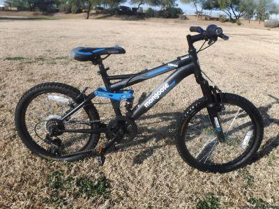 "Christopher Metcalfe Creations 20"" Mongoose Ledge 2.1 Boys' Mountain Bike"