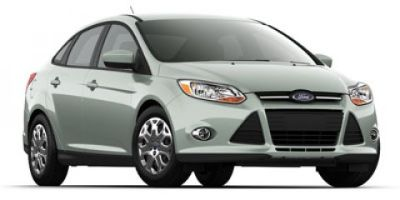 2012 Ford Focus SE (Silver)