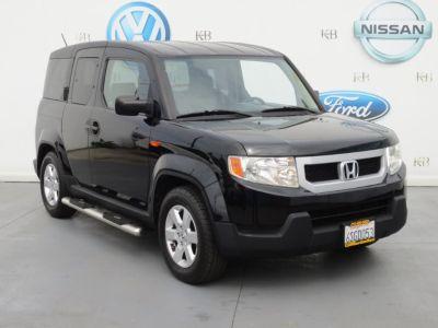 2010 Honda Element EX (Black)