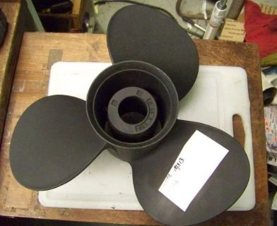 Sell mercury 3 blade propeller 14 x 13 4in. hub uses removal hub ( not included motorcycle in Scottsville, Kentucky, United States, for US $69.99