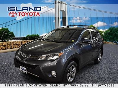 2015 Toyota RAV4 XLE (Magnetic Gray Metallic)