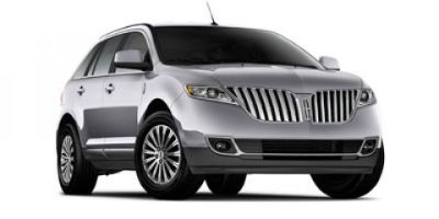 2013 Lincoln MKX Base (White Platinum Metallic Tri-Coat)