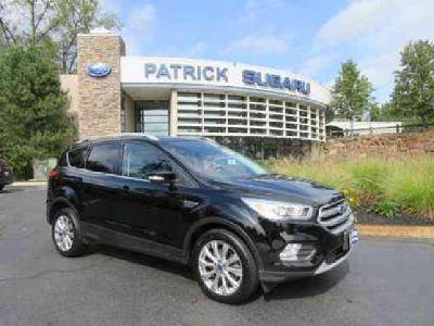 Used 2017 Ford Escape 4WD