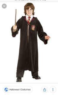 Harry Potter costume to fit a 7 tear old