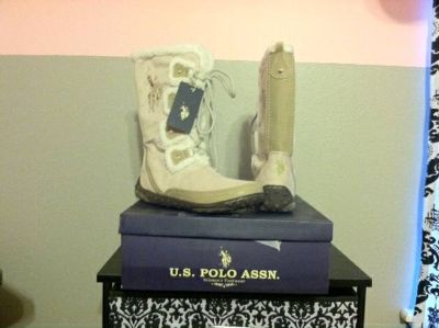 US Polo Boots