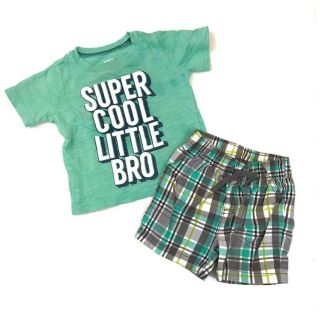 Old Navy Jumping Beans Boys 12M Set Little Bother