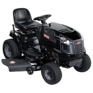 Craftsman riding tractor LT2500 mower black